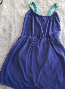 Dresses & Skirts - NWOT Navy blue dress